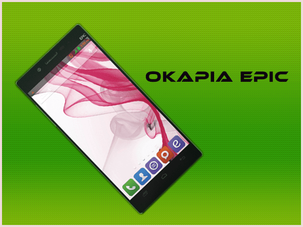 Okapia Epic full specification