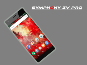 Symphony ZV Pro Specs and Price