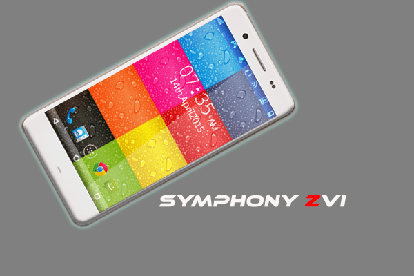 symphony zvi full specifiation