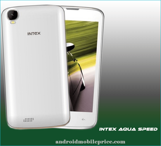 Intex Aqua Speed specs & price in bangladesh