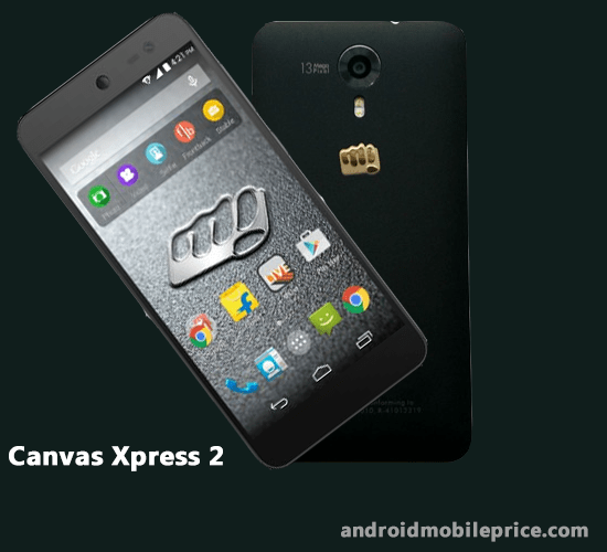 Micromax Canvas Xpress 2 price in bangladesh