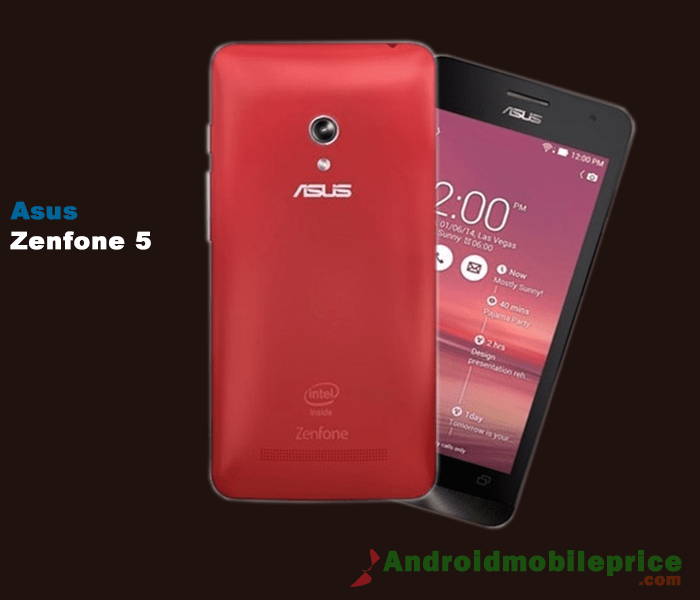 Asus ZenFone 5 Mobile Specification Amp Price In Bangladesh