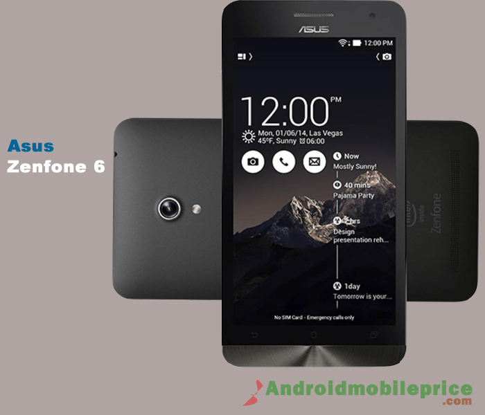 Asus ZenFone 6 Mobile Specification Amp Price In Bangladesh
