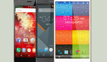 Top 5 symphony Mobile in 2015