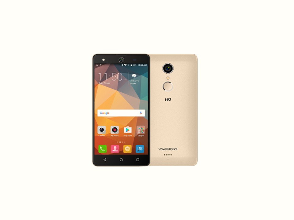 Symphony i10 Mobile Specifications & Price in BD | Android