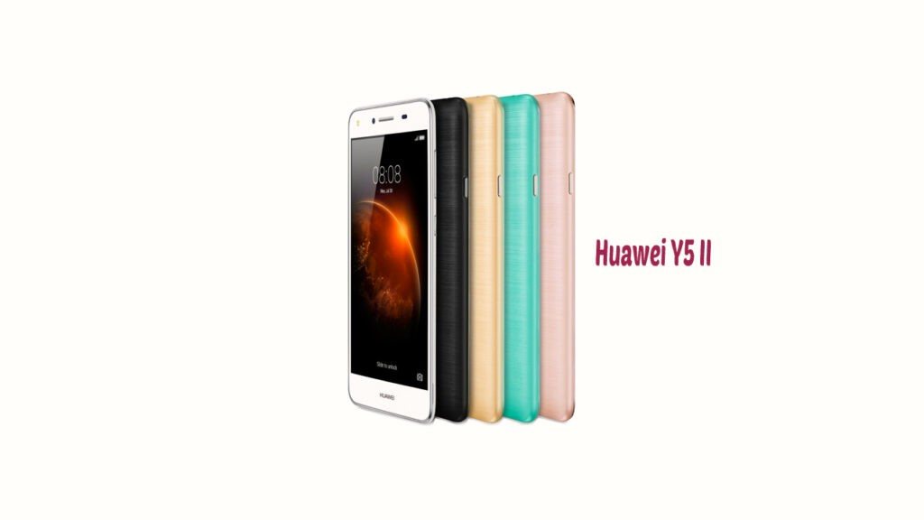 Huawei Y5II Specifications & Price in BD | Android Mobile Price