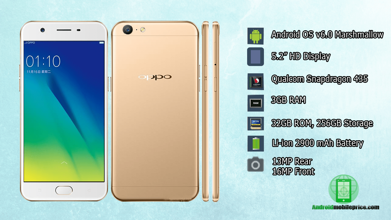 Oppo a57 android mobile price oppo a57 stopboris Gallery