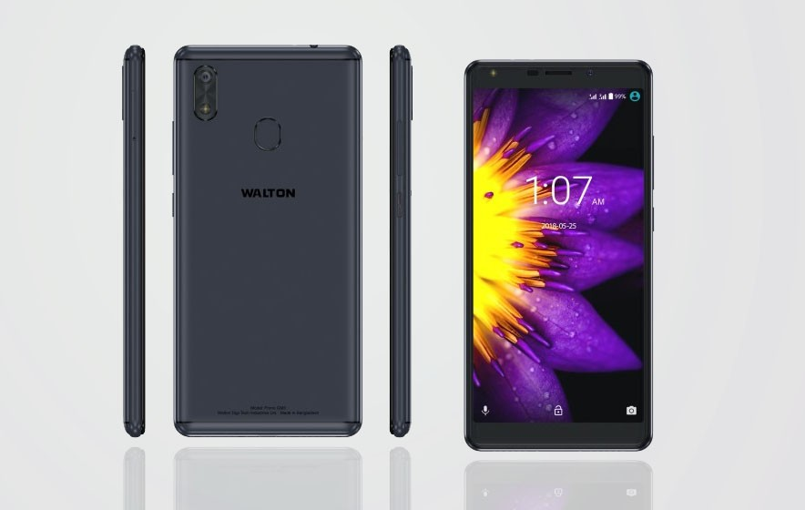 Walton Primo GM3 Full Specifications & Price in BD | Android
